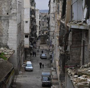 敘政府高官:戰事已接近尾聲  但經濟遭到恐怖主義和制裁的破壞