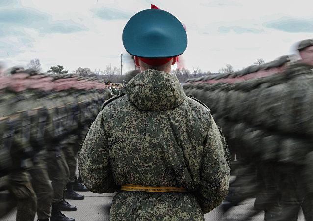 俄罗斯军队增加大士新的军衔
