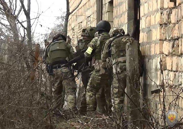 俄國家反恐委員會:擬實施恐襲武裝分子在俄達吉斯坦被擊斃