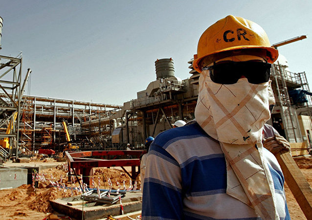 中沙两国公司将投100亿美元在中国建立石化联合企业