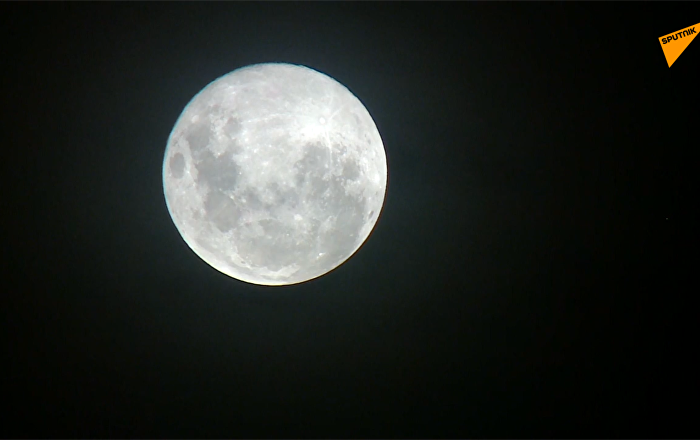 今年最大超級月亮