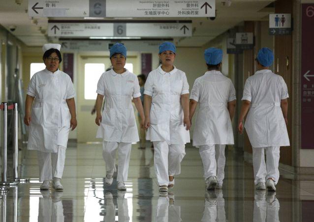 中国医务工作者