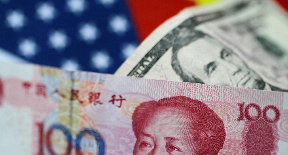 中国外汇局:截至3月末中国外汇储备规模较2月末上升83亿美元