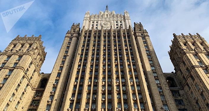 俄外交部:美國沒有試圖消除其違反《中導條約》的行為