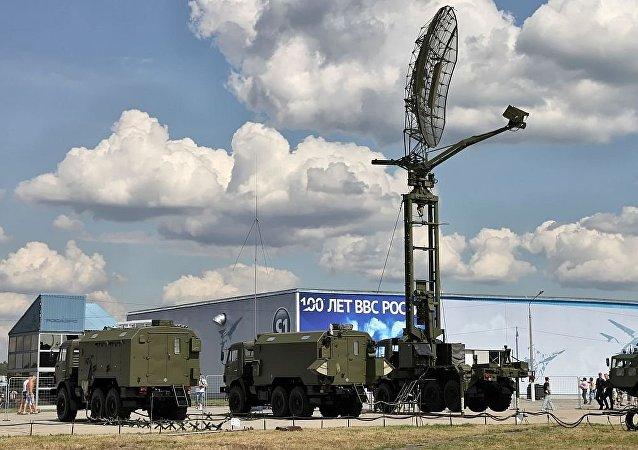 """""""卡斯塔-2-2""""(Casta-2-2)雷达"""