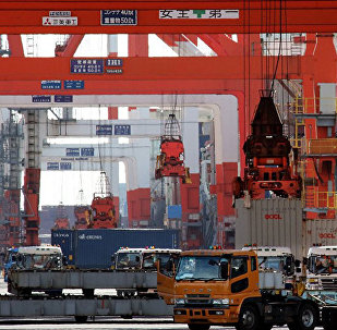中美貿易戰使日本利益受損