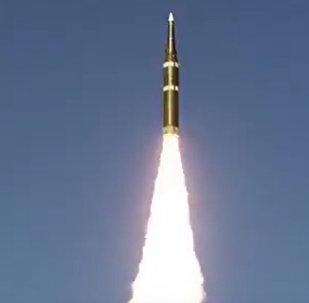 中國展示了發射自己導彈的時刻