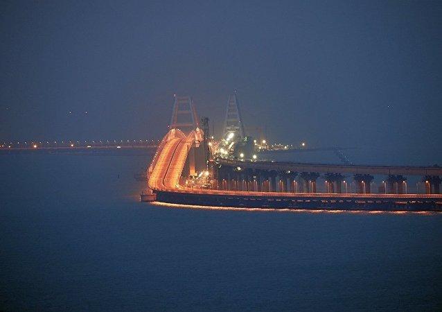 克里米亚大桥(刻赤海峡)