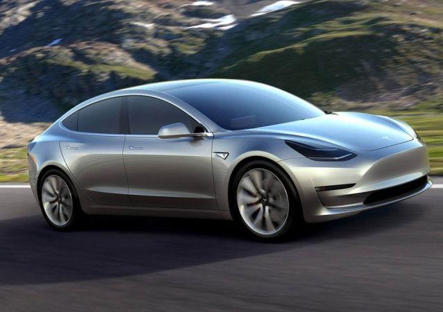 Model 3電動汽車