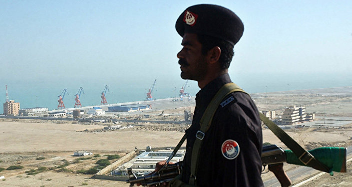 俾路支分裂分子未敢袭击中巴经济走廊设施