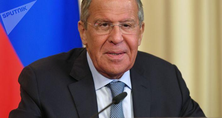 俄外交部:俄外長將於下周訪問香港