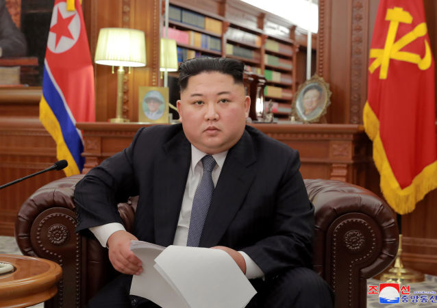 媒體:中情局韓國任務中心前主管認為金正恩可能訪問俄羅斯