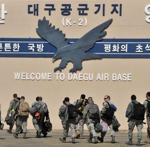 特朗普稱不打算與金正恩討論美軍從韓國撤出問題