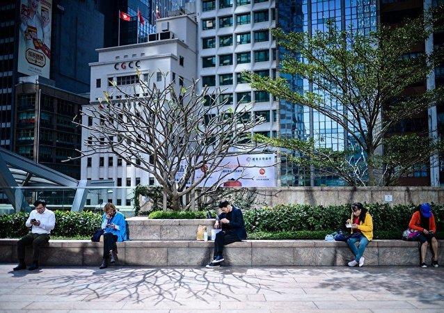 俄媒:中国将把粤港澳三地打造成世界级城市群