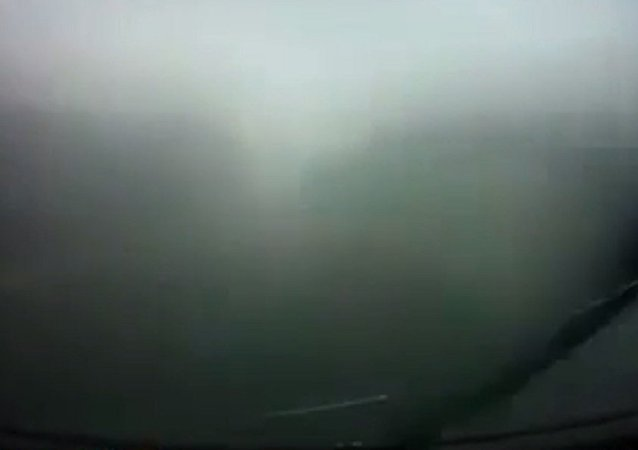 視頻錄下摩爾多瓦總統車隊發生事故瞬間