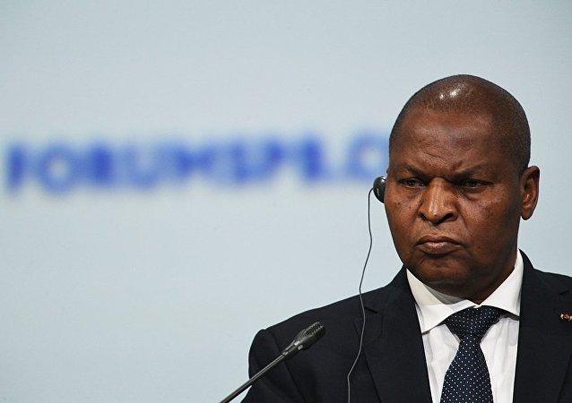 中非总统图瓦德拉