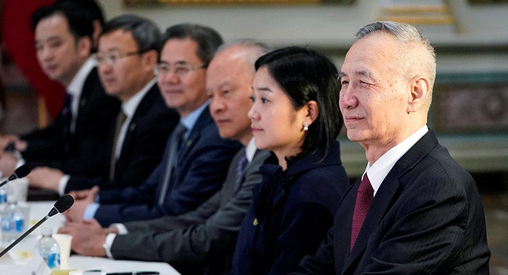 中國識破了美國的恫嚇
