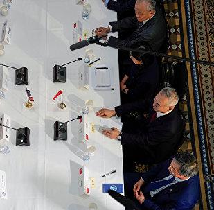 美國貿易代表與財長下周將與中國進行貿易談判
