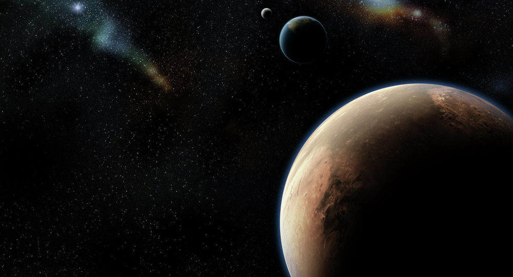 天文学家在宇宙中发现两颗适合居住的太阳系外行星
