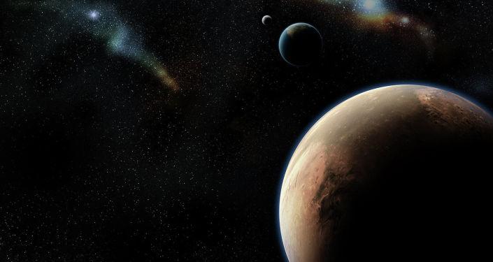 天文學家在宇宙中發現兩顆適合居住的太陽系外行星