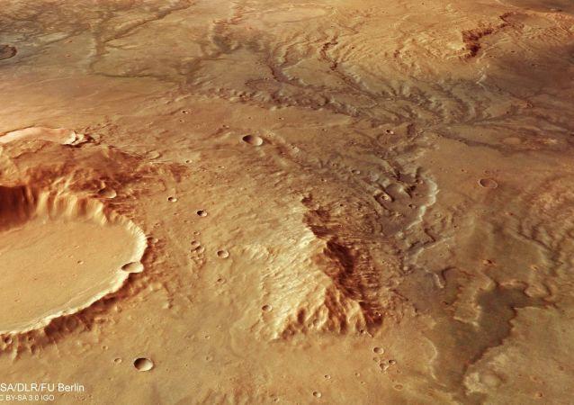 火星地下水系統