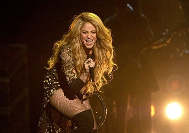 哥伦比亚美女歌手莎基拉嫌逃税将在西班牙出庭受审