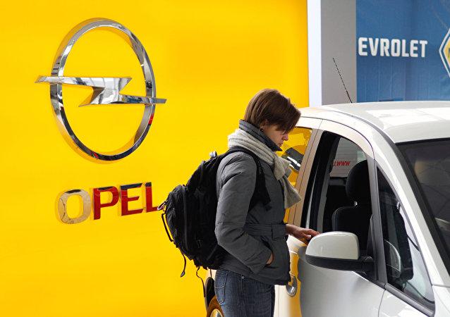 欧宝汽车宣布重返俄罗斯市场