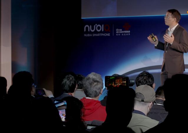 努比亚推出全球首款可穿戴智能手机