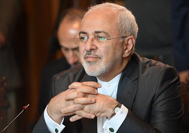 伊朗外长穆罕默德·贾瓦德·扎里夫