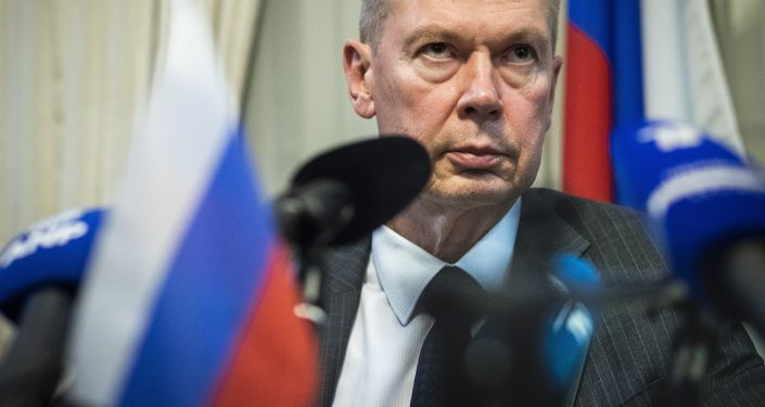 俄驻禁化武组织代表:美国及其盟友正采用被禁物质进行实验