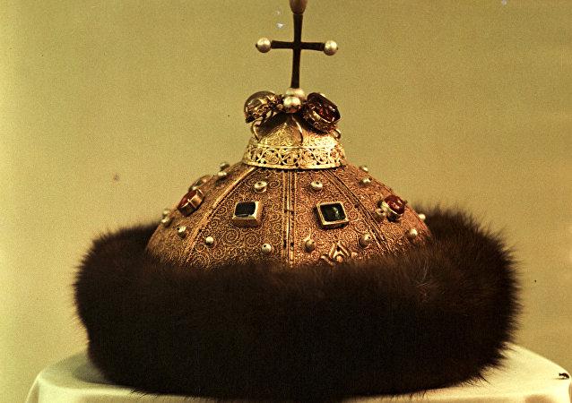 莫斯科克宫博物馆将在北京首次展出俄皇室加冕用品
