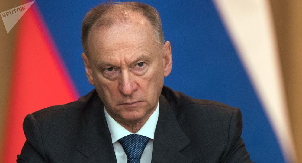 俄安全会议秘书将同中国国务委员讨论俄中强力部门合作