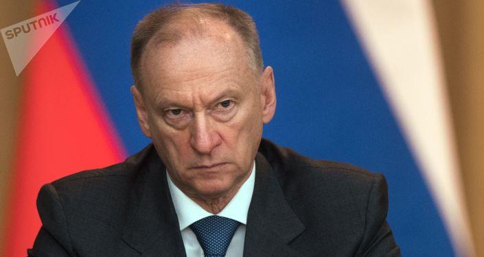 俄聯邦安全會議秘書對美國計劃在亞太地區部署中程導彈表示擔憂