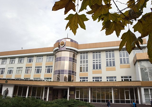 克里米亚韦尔纳茨基联邦大学