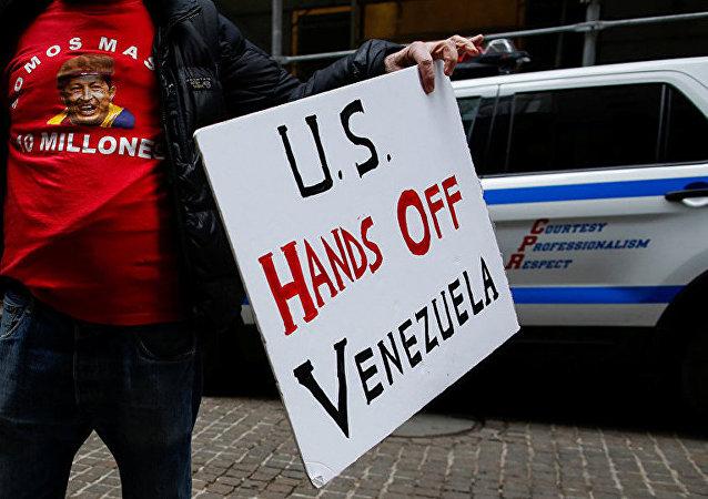 俄安全会议秘书:美国正准备军事入侵委内瑞拉