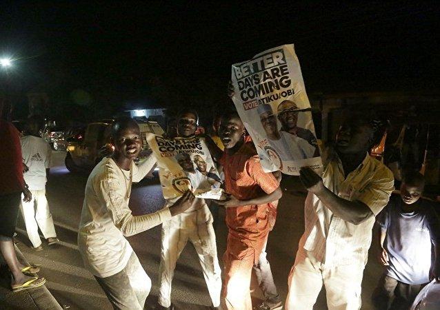 尼日利亚人民民主党拒绝承认总统选举败选结果