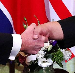 计划于2月28日再次与金正恩举行会晤