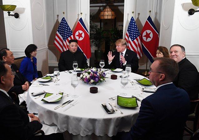朝鲜希望尽早与美国开始谈判