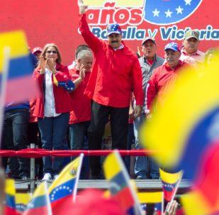 委總統:俄羅斯將向委內瑞拉運送數噸藥品