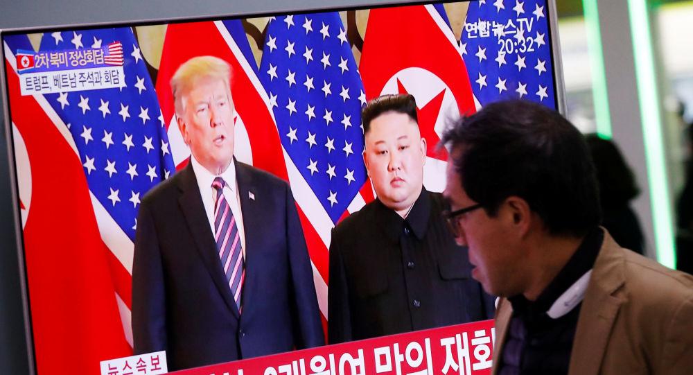 美国家安全事务助理:美国已为有望举行的第三次特金会做好准备