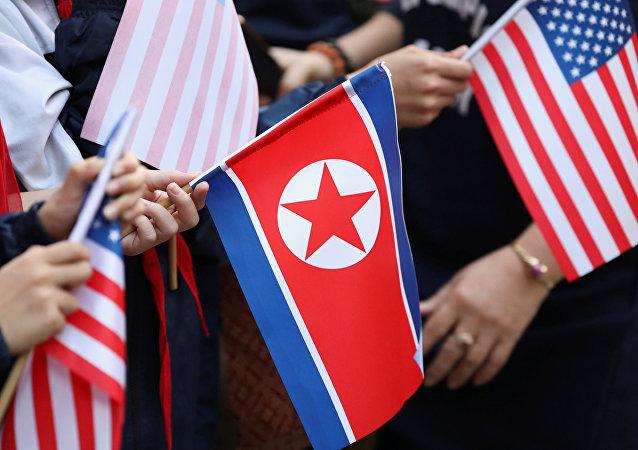 蓬佩奧希望與朝鮮舉行「創造性的」談判