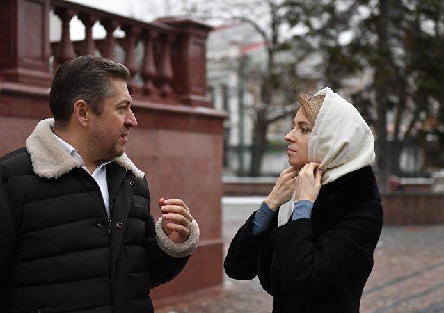 波克隆斯卡婭與伊萬·索洛維約夫