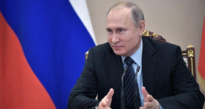 普京:俄加强军事建设旨在防御