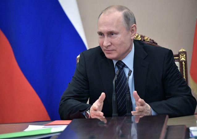 普京:俄國內涉恐案件數量10年間從997起減至9起