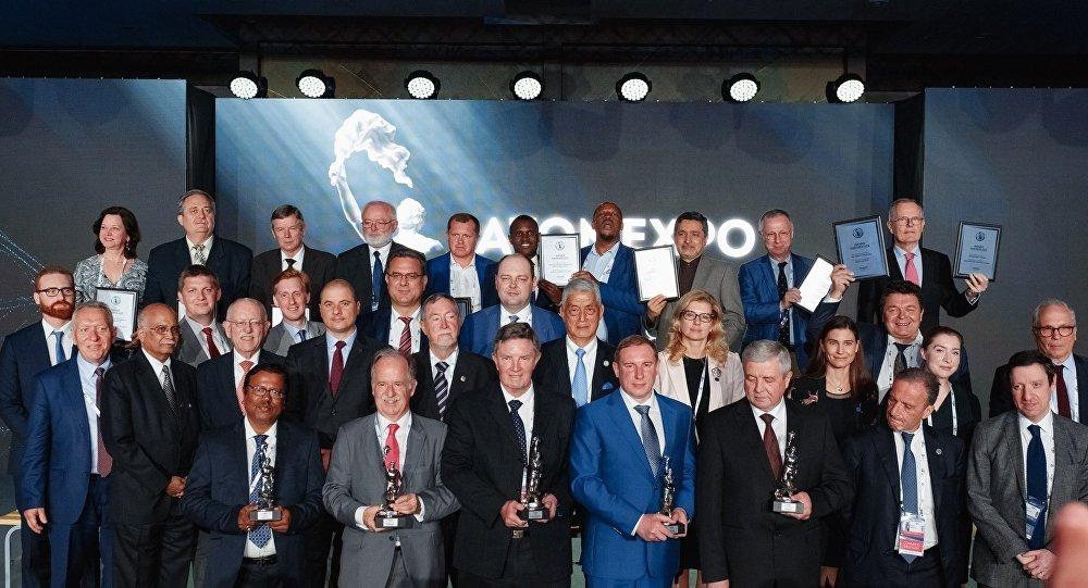 俄羅斯2019核工業展國際論壇將第二次頒發Atomexpo Awards獎項