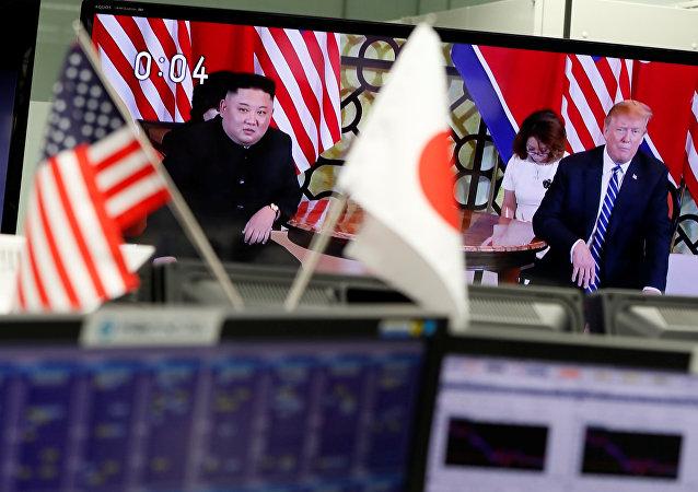專家:美朝河內峰會令人失望 但不應離開談判桌