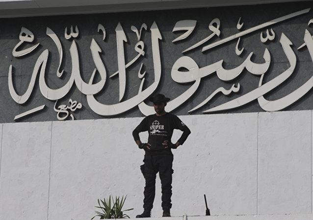 媒体:巴基斯坦南部宾馆遭武装分子袭击事件已导致1名安全部队人员死亡