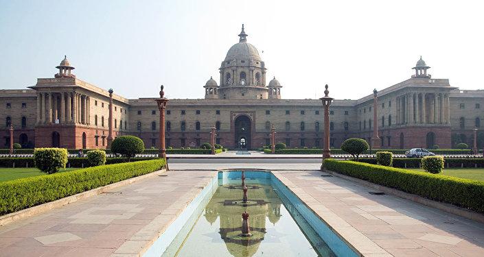 印度外交部