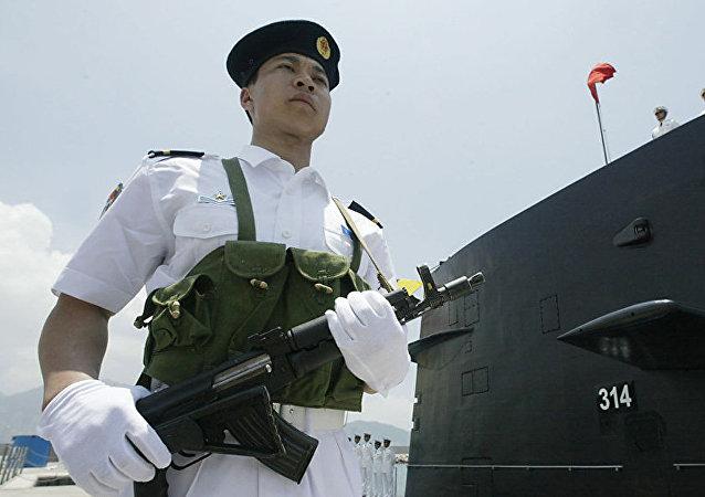 中國加強潛艇力量正削弱美國在亞太地區的地位