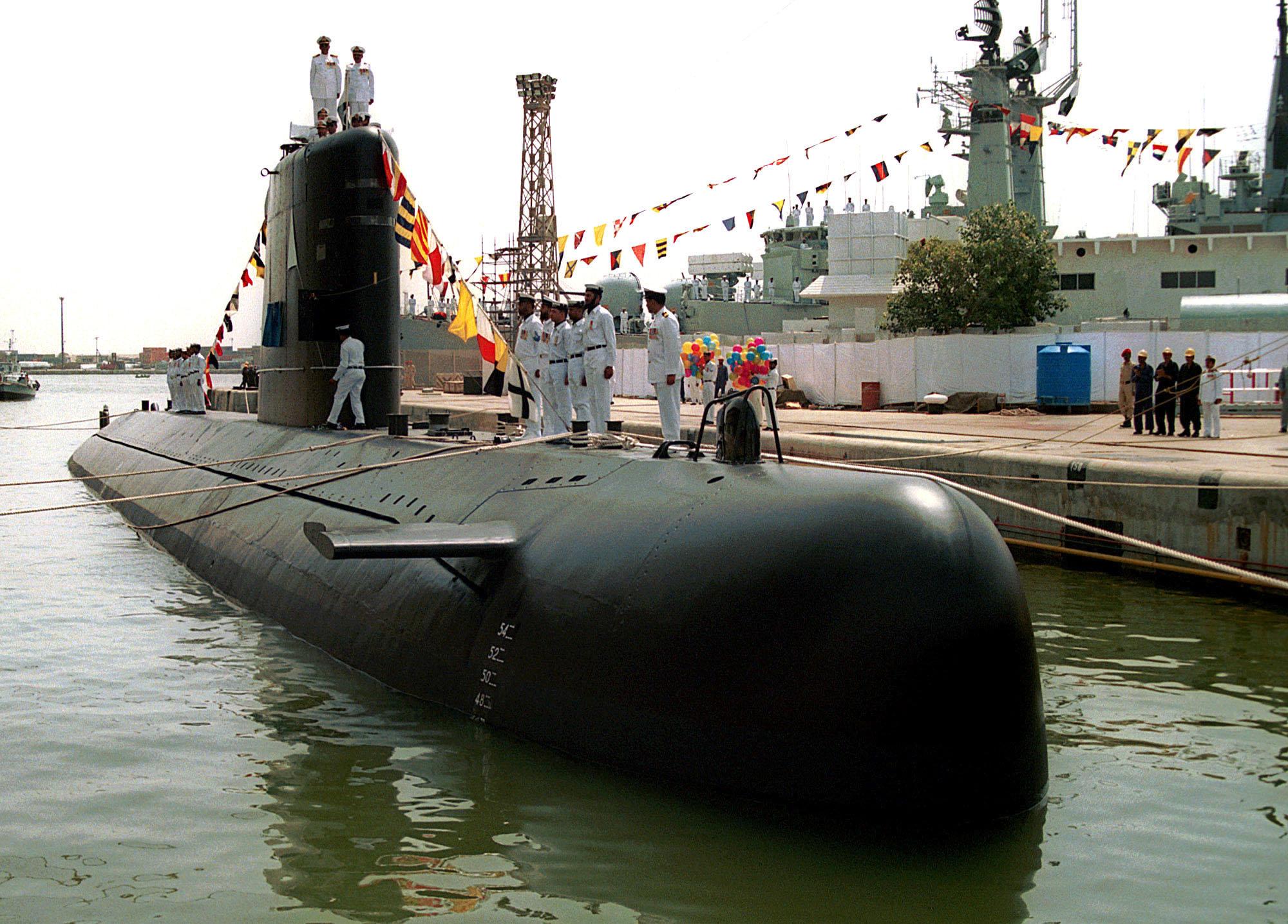 哈里特系列潛艇裝有獨立空中動力系統,水下航行距離遠,極難發現。
